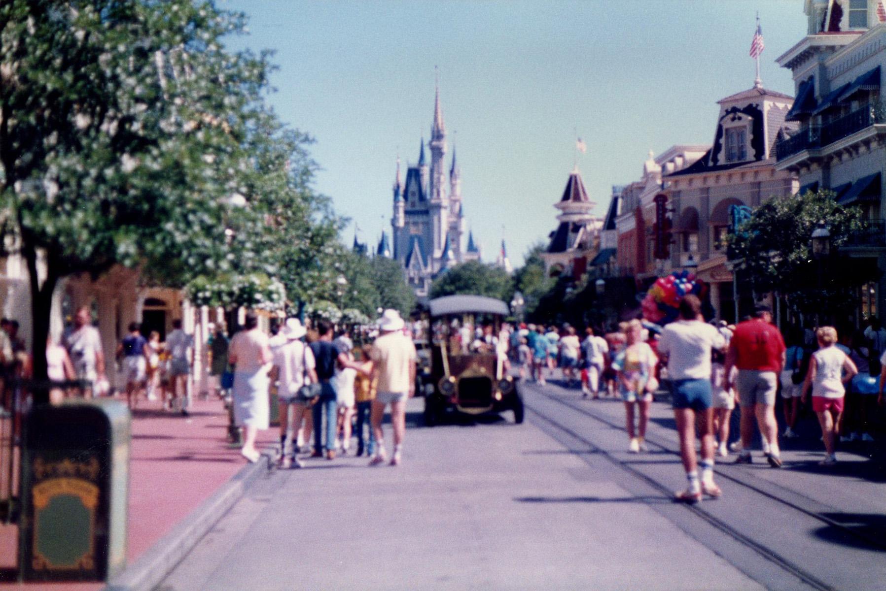 Disney World - June 7, 1980