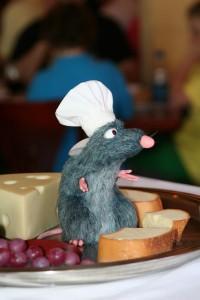 Remy at Chefs de France