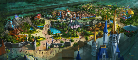 PIcture of Fantasyland Expansion