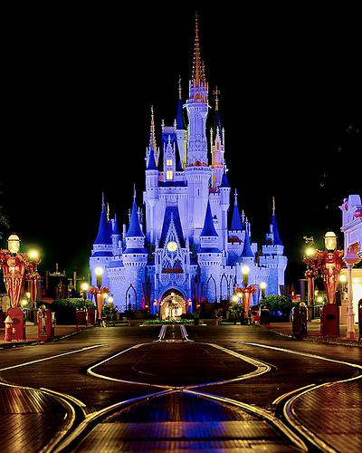 Cinderella Castle is home to Cinderella's Royal Table