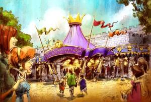 The Princess Experience in Fantasyland