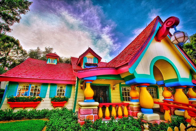 Sleeping With The Enemy Houses Around Disney World Dad