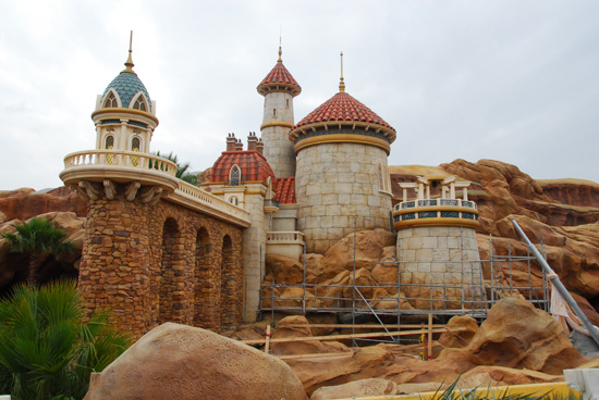 new castles coming to fantasyland dad guide to wdw the blog. Black Bedroom Furniture Sets. Home Design Ideas