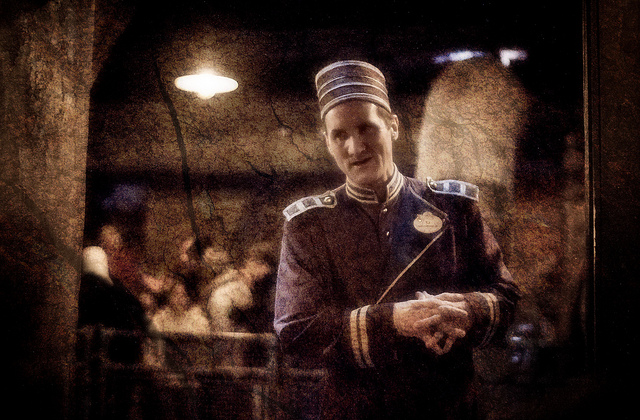 Bellman from the Twilight Zone Tower of Terror