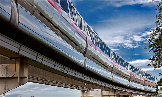 The Coral Monorail