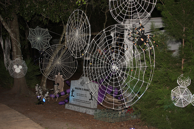 Decorating Ideas > Halloween At Fort Wilderness Campground  Dad Guide To WDW  ~ 161501_Halloween Decorating Ideas Campground