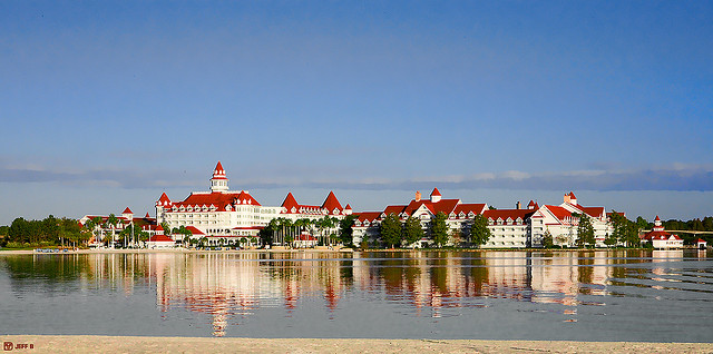The Grand Floridian Resort