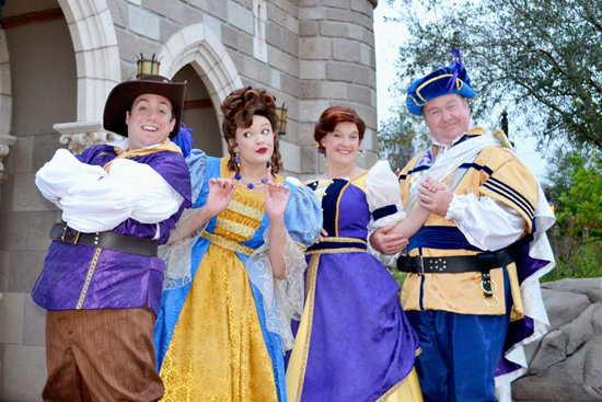 The Royal Majesty Makers