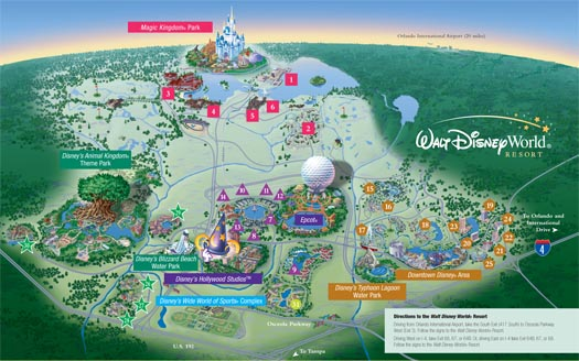 How big is disney world dad guide to wdw the blog its bigger than it looks here gumiabroncs Gallery