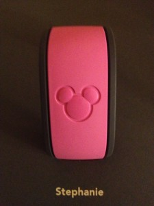 Personalize your Magic Band! Photo by Stephanie Shuster
