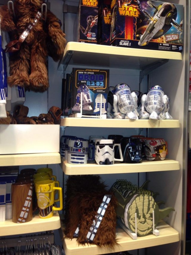 Star Wars Disney Store Disney Star Wars Talking