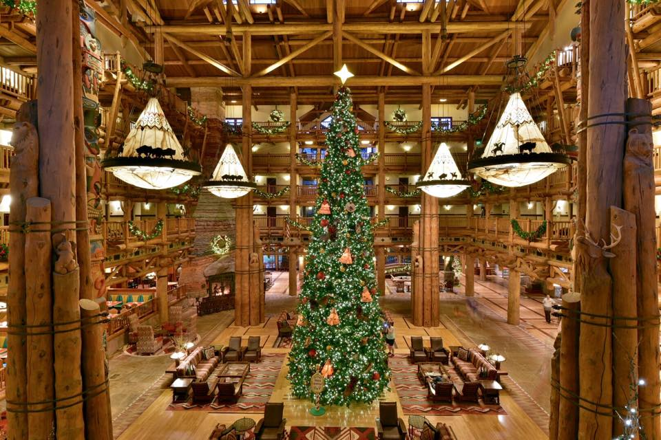 Disney's Wilderness Lodge: Home of the Whispering Canyon Cafe - Photo by WDW Shutterbug