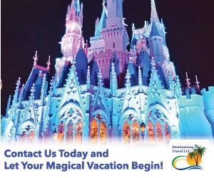 Destinations to Travel ad