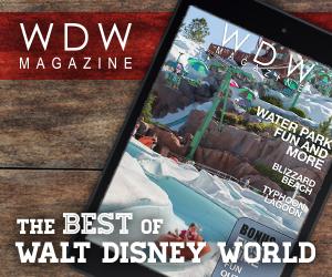 WDW Magazine ad