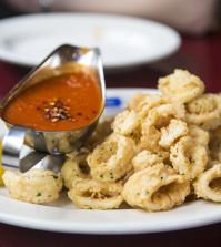 Fancy some Calamari?  Photo by Brett Svenson.