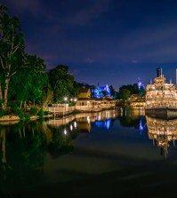 Calm Reflections - Photo by Daily Disney Snapshots