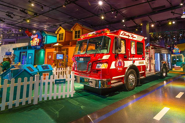 Where's the fire - Photo by WDW Shutterbug
