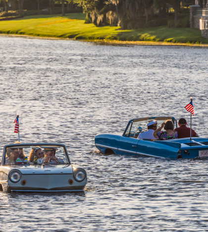 Some cool new boats are popping up - Photo by WDW Shutterbug