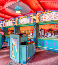 Flame Tree BBQ is open again - Photo by WDW Shutterbug