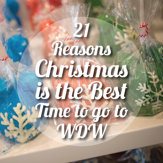 21 reasons that christmas is the best time to go to wdw - Why Christmas Is The Best Holiday