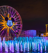 The World of Color is just amazing - Photo by Mike Billick