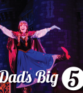 Dads Big 5 Reasons NOT to attend MVMCP