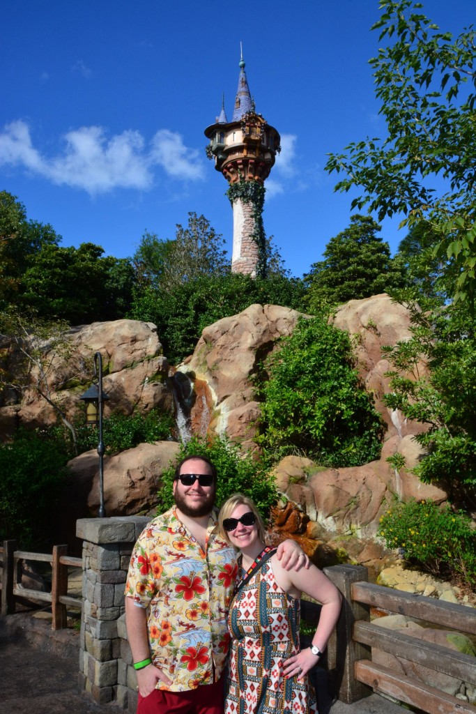Even grown-ups want to live out their princess fantasies at WDW! Photopass image provided by Stephanie Shuster.