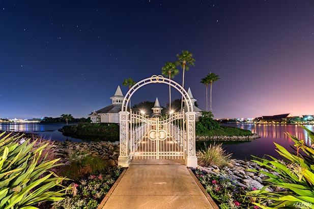 Walt Disney World Wedding Pavilion