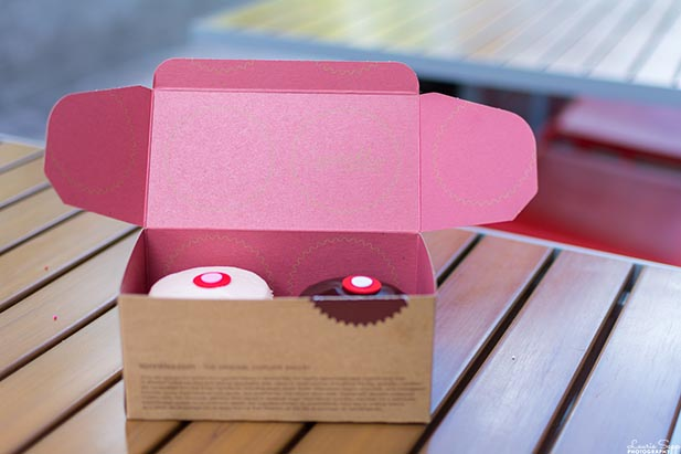 Use the Disney Springs map to find some cupcakes from Sprinkles.