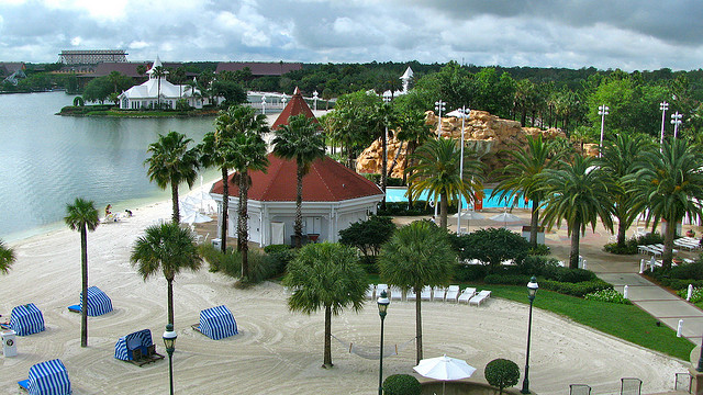 The Grand Floridian Pool Bar